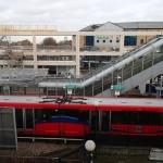 Custom House Station - 25th January 2015