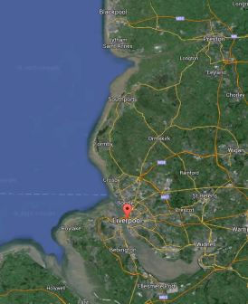 The Liverpool Coastline