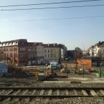 Blue Skies Over Brussels