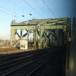 Typical German Steel Bridge