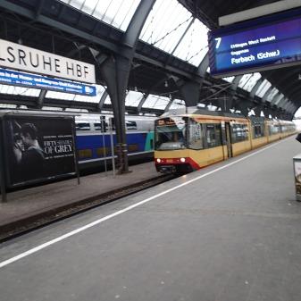 A Tram-Train With A TGV