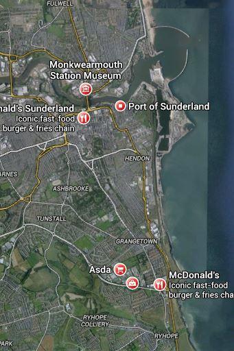 The Durham Coast South Of Sunderland