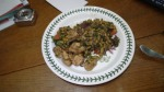 16. Add Chopped Coriander And Serve