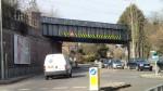 The Bridge At Hertford North Station