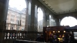 The Glazed Entrance Of Newcastle Station