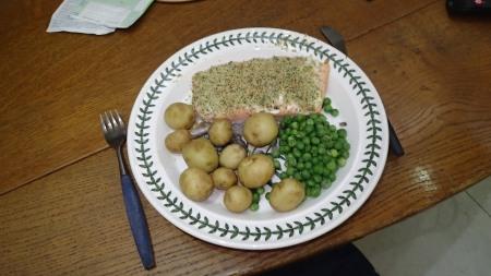 Mary Bery's Salmon
