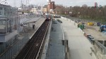 Crossrail Trackbed At Prince Regent Station