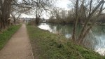 Along The Thames Towpath