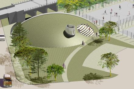 Mile End Park Vent Shaft