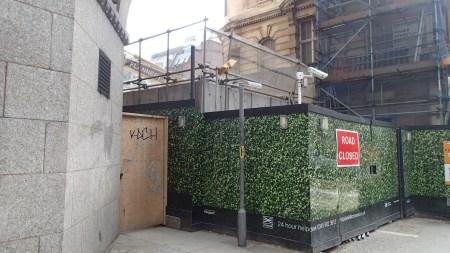 Fisher Street Ventilation Shaft