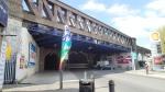 Over Southwark Park Road