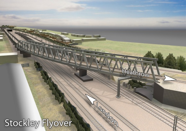 Stockley Flyover Visualisation