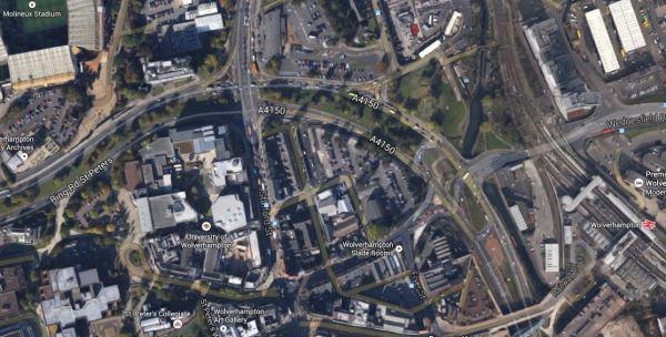 Wolverhampton Inner Ring Road
