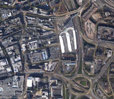 Wolverhampton And Midland Metro