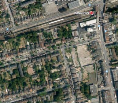 Woodgrange Road Ventilation Shaft