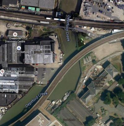Greenwich Pumping Station
