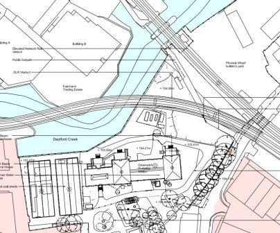 GreenwichPumping Station Plan