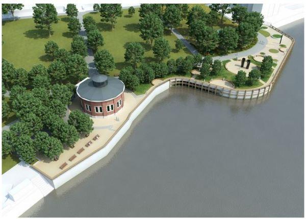 King Edward Memorial Park Foreshore