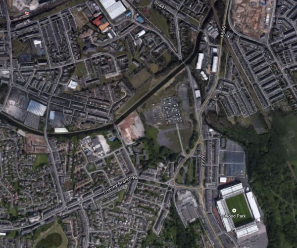 Mill Hill Station And Ewood Park