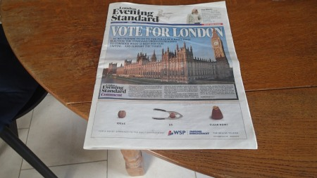 The Standard's Take On The Election