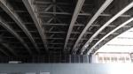 Underneath Blackfriars Railway Bridge