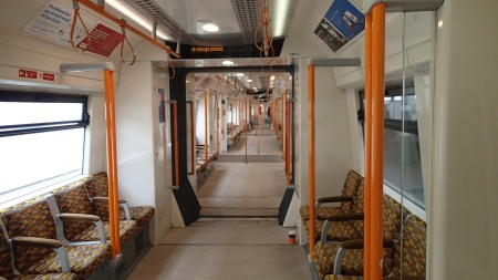 Looking Through A 5-Car Class 378