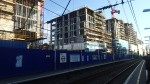 New Flats At West Hampstead Station