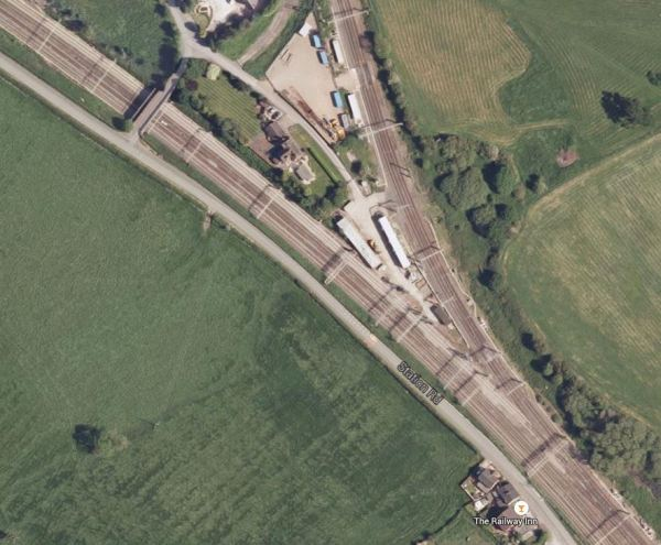 Norton Bridge Junction