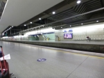 St. Pancras Thameslink Is Lonely, Cold And Draughty Early In The Morning