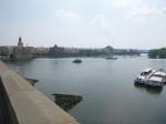 The Vitava River