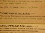The Annotated Menu