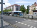 Tram In Chemnitz