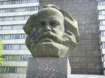 Karl Marx in Chemnitz