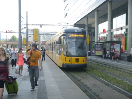 A Tram For The Wilder Mann