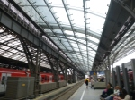Cologne Train Shed