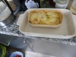 Cooked Potato Dauphinoise
