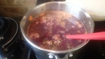 Cooking The Meat Sauce