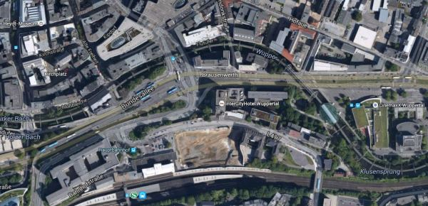 Wuppertal Stations