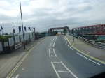 Mitre Bridge With West London Line To Right
