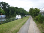 Along The Grand Union Canal