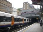 Whitechapel Station - 20th July 2015
