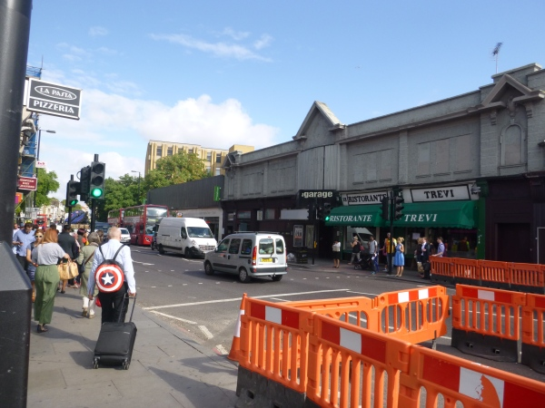 Do Pedestrians Accept Their Lot?