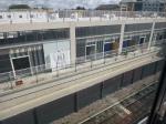 Westbound Platform At Custom House Station - 29th July 2015