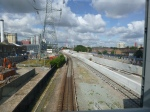 DLR And Westbound Tunnel Portal At Custom House Station - 29th July 2015
