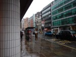 Chancery Lane In The Wet