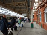 A Busy Nottingham Station
