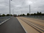 A Wide Footway And Cycleway