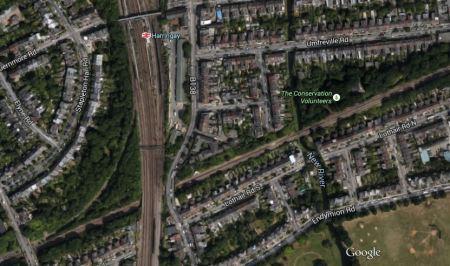 Harringay Park Junction