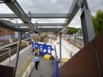 New Tracks And Platforms At Abbey Wood Station
