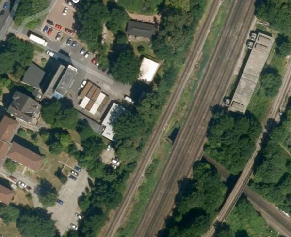 A Possible Site For A Penge Interchange Station